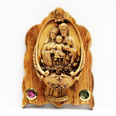 Holy Water Font - Holy Family